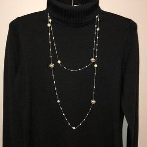 Jewelry - Long strand necklace - style multiple ways!